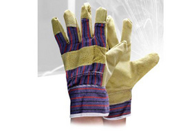 (SLG-6008)Leather Mechanics Gloves