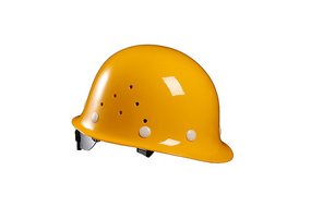 (SLH-A)Glassfiber Reinforced Safety Helmet With Vent