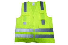 ANSI EN20471 High Reflective Safety Vest