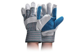 (SLG-6015)Leather Mechanics Gloves
