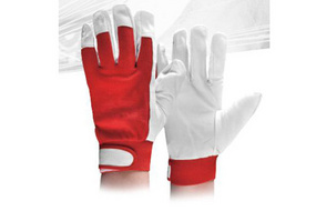 (SLG-6009)Leather Mechanics Gloves