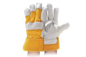 (SLG-6020)Leather Mechanics Gloves
