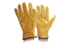 (SLG-6022)Leather Mechanics Gloves