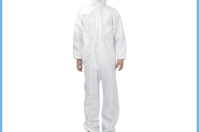 China factory supply directly Disposable Protective Clothing Microporous Waterproof Industrial Safety Coverall