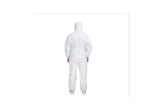 waterproof disposable protective suit SMS 50gsm(1)