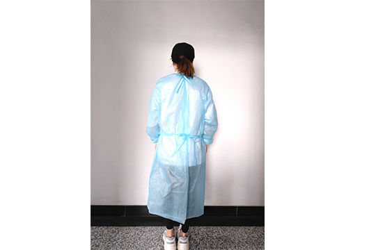 High quality medical isolation Surgical gown