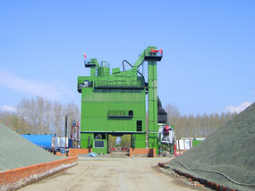 DCSM240 Asphalt Mixing Plant Transported to Malaysia