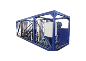Modified Emulsion Plant