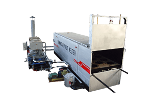 Asphalt Barrels Equipment