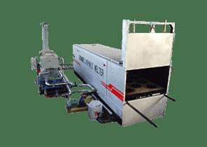 Asphalt Barrels Equipment