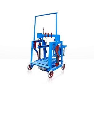 移动式制砖机