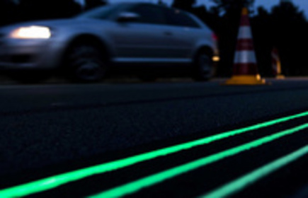 Coatings to be used in future road markings