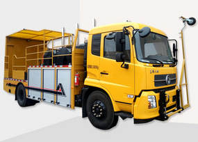 WR5160THX series road marking vehicle