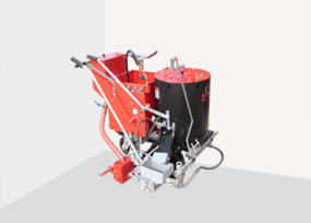 TT-SRG-I thermoplastic road marking machine