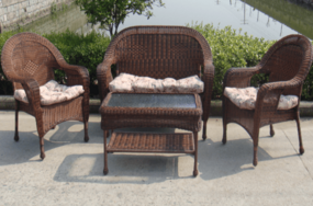 BBNHD315 Rattan chair