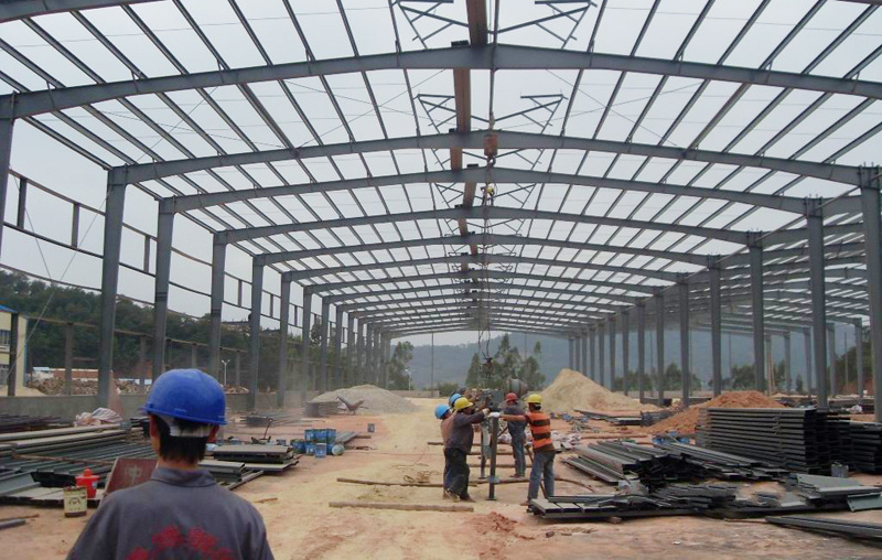 Indonesia steel structure