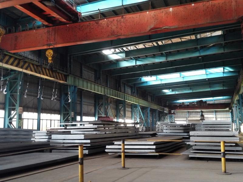 DIN HII pressure vessel steel sheet