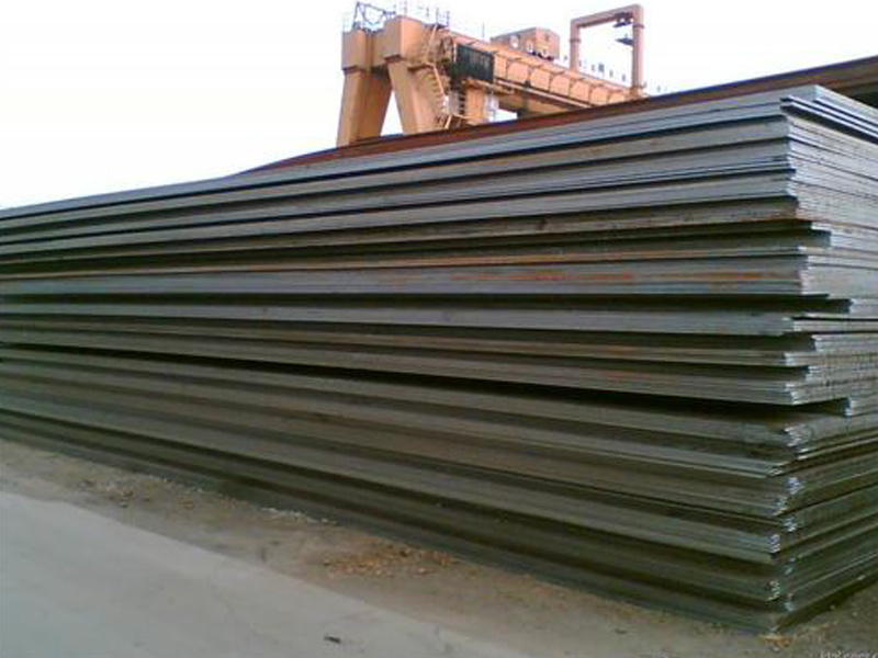 S420NL structural steel plate quality control