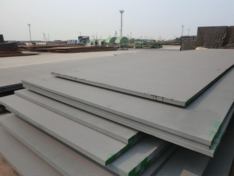 Q355GNH weathering steel plate smelt