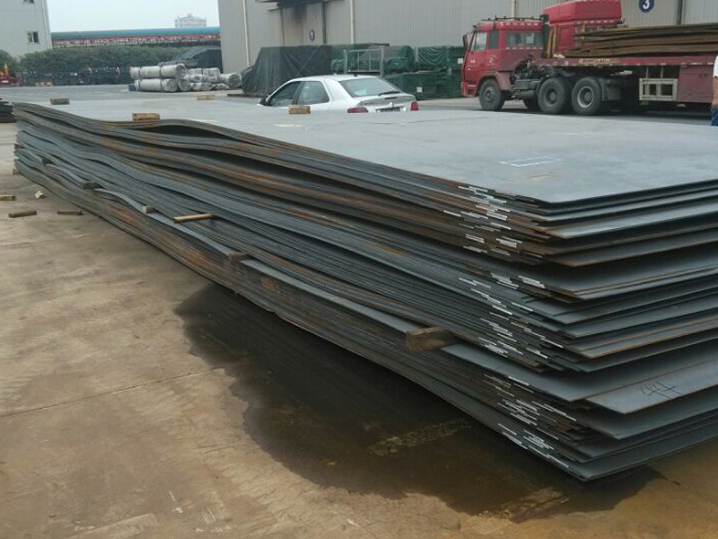 High strength A514 Grade Q steel material alloy plate good performance