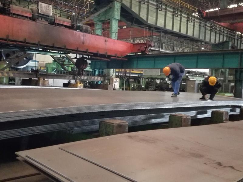 marine grade FH32 steel plate