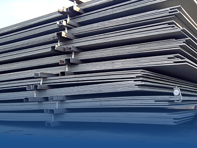Shipbuilding and offshore platform steel plate
