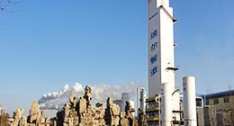 首次签订40000Nm3/h型空分设备供货合同