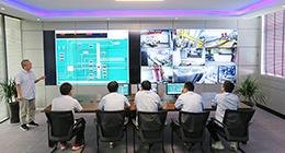 """率先引进""""互联网+""""技术,远程控制项目投入运行"""