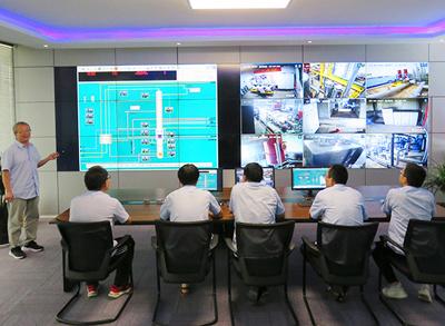 远程控制运维、增加备件寿命