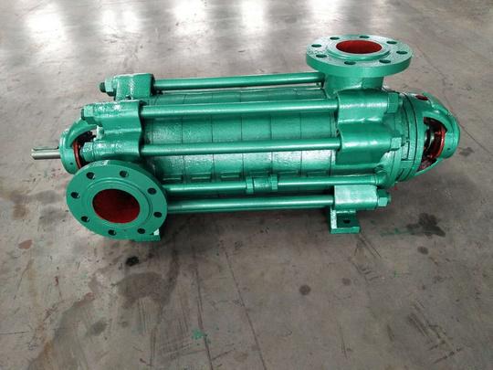 <b>D型卧式多级离心泵(清水泵)</b>