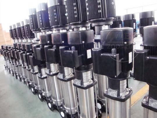 输送纯净水适合用什么材质的水泵?