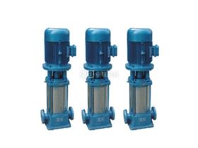 GDL型立式多级热水管道增压泵