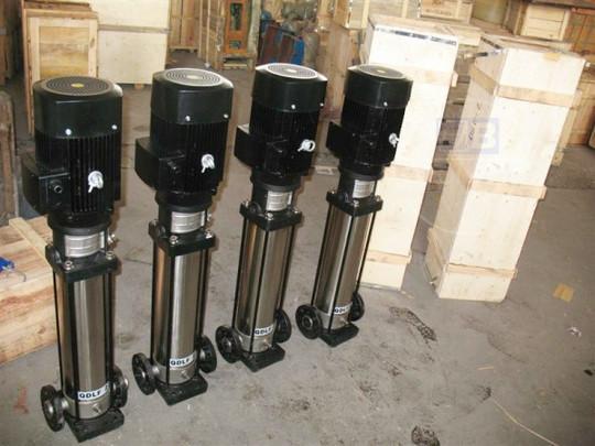 <b>CDLF型立式多级不锈钢离心泵</b>