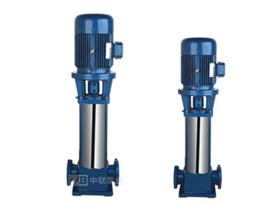 GDL/GDLF型立式多级管道泵