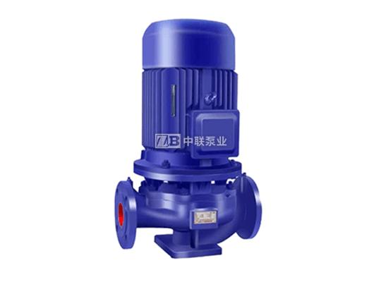 <b>ISG系列单级立式管道泵</b>