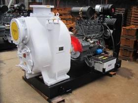 柴油机化工离心泵机组