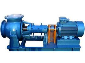 JXF型合金高温内衬氟塑料轴流泵
