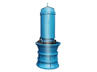 <b>QZ型大流量潜水式轴流泵</b>
