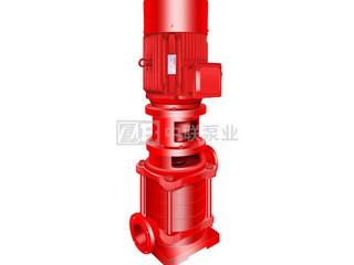 <b>XBD-L型立式多级消防泵</b>