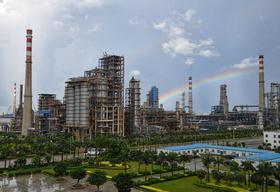 <b>中国石油选购中联泵业DYP型自平衡多级高压油泵</b>
