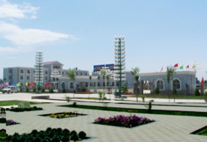 <b>宁夏宝塔石化有限公司DY型多级油泵</b>