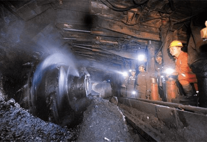 <b>陕西省神木县某矿业选购MDP型自平衡式矿用多级泵</b>
