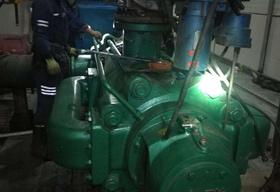 <b>乌海市天誉煤炭有限责任公司煤矿主排水泵</b>