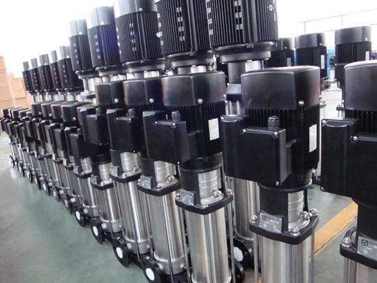 <b>CDL型立式冲压不锈钢多级泵</b>