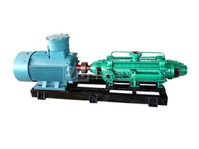 DYP型油田用自平衡多级泵