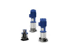 DL型立式管道增压多级泵
