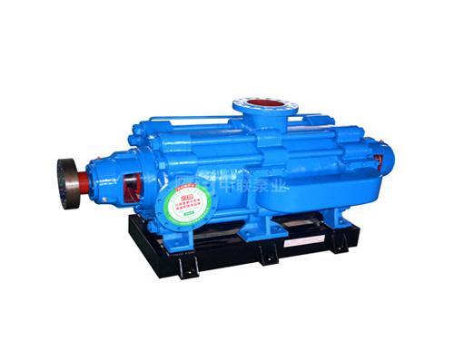 <b>MDP型自平衡式矿用多级泵</b>