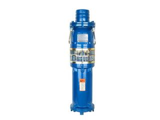 <b>QS型井用多级潜水泵</b>