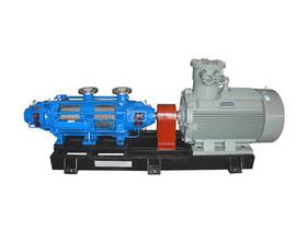 <b>DFP型自平衡多级不锈钢化工泵</b>