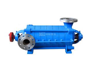 <b>DF型耐腐蚀不锈钢多级化工泵</b>